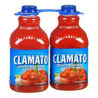 Clamato Tomato Cocktail 64 oz (Pack of 2)