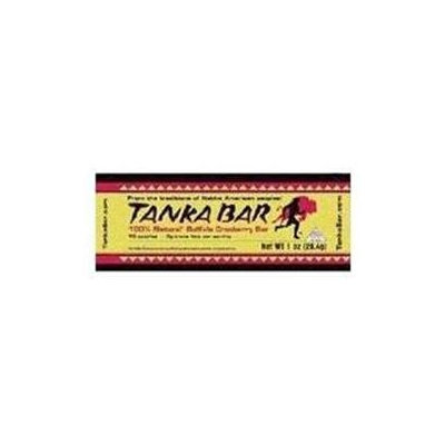 Tanita Tanka Bar Natural Buffalo Cranberry - 1 oz