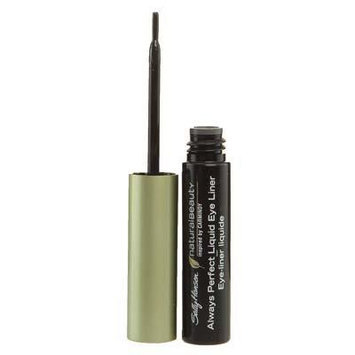 Sally Hansen Always Perfect Liquid Eyeliner Black Onyx #01 by Carmindy