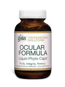 Gaia Herbs Professional - Ocular Formula - 60 Liquid-Filled Capsules