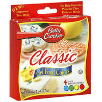 Betty Crocker Gel Food Colors