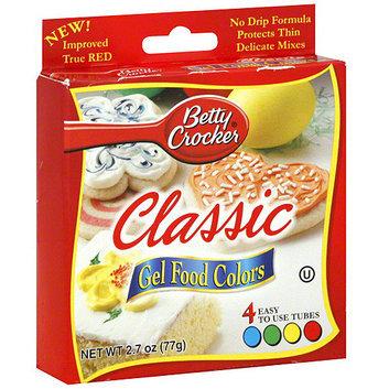Betty Crocker Gel Food Colors