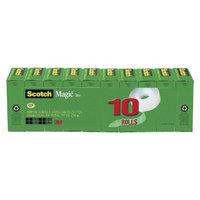 Scotch Magic Tape - 10 Per Pack
