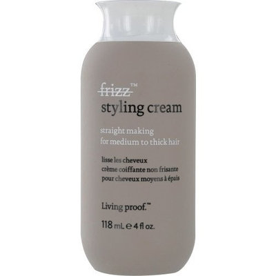 Living Proof Straight Making No Frizz Styling Cream, 4 oz