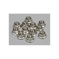 TRAXXAS 2744 Flanged Nuts 3mm (12)