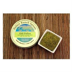 Pollen Ranch Dill Pollen 0.5 oz Embossed Tin