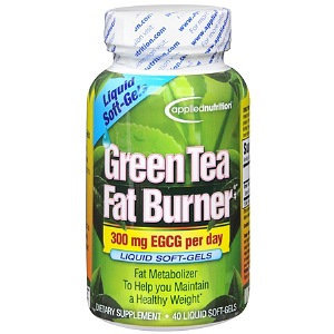 Applied Nutrition Green Tea Fat Burner 300mg EGCG