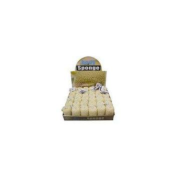 DDI Bath Sponge 36Pc Pdq- Case of 72