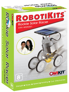 Owi Incorporated OWI Rookie Solar Racer