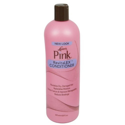 Luster's Pink Oil Moisturizer Revitalex Conditioner, 20 Ounce