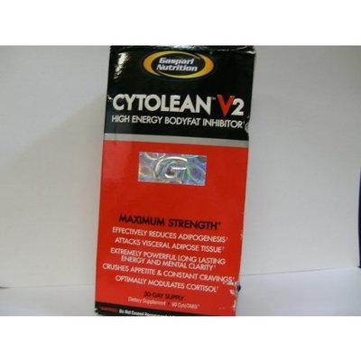 Gaspari Nutrition Cytolean V2 High Energy Thermogenic, 90 CytoTabs, 30 day supply, Expiration 10/2012