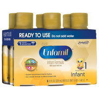 Enfamil Premium Infant Formula Ready to Use Liquid 6 Pack