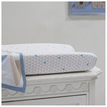 Lambs & Ivy Signature Lambs & Ivy Elephant Tales Changing Pad Cover