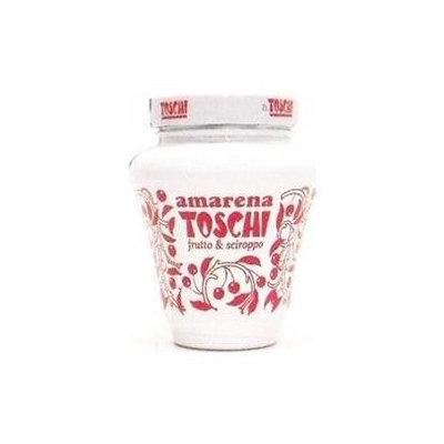 Toschi Amarena Wild Cherries in Syrup 18 oz