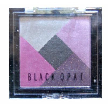 Black Opal Mineral Brilliance Eye Shadow Mosaics Zanzibar