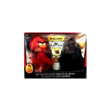 Angry Birds Bath & Body Set