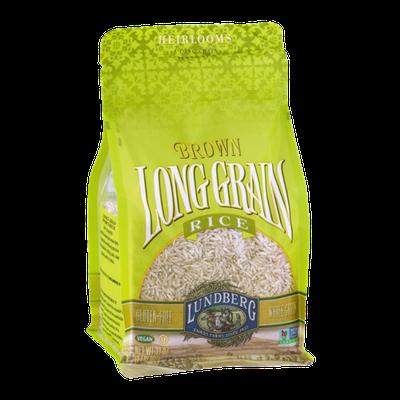 Lundberg Brown Long Grain Rice