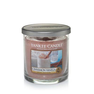Yankee Candle Cinnamon Vanilla Small Candle Tumbler