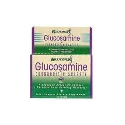 Glucoflex Glucosamine & CSA Regular, 60 Caplets, Windmill Health Products