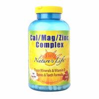 Nature's Life Calcium Magnesium Zinc Complex