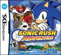Sega of America Sonic Rush Adventure