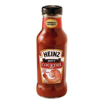 Heinz Zesty Cocktail Sauce - 12 oz
