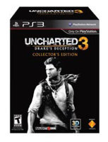 Uncharted 3: Drake's Deception Collector's Edition (Playstation 3)