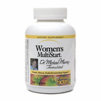 Natural Factors Women's MultiStart Multivitamin