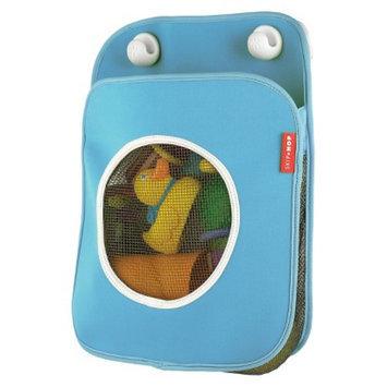 Skip Hop Tubby Bath Toy Organizer Blue by