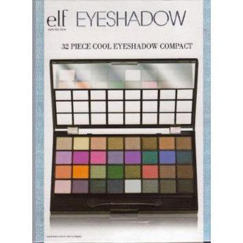 E.l.f. 32 Piece Palette cool eye shadow