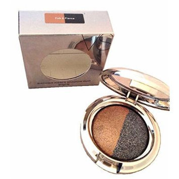 Victoria's Secret SHIMMER FIERCE SHADOW DUO 'Fab & Fierce' Eye Shadow 3 g/.1 oz