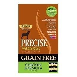 Precise Pet 726404 Precise Natural Dog Grain Free Chicken 28