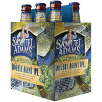 Samuel Adams Hopology Double Agent IPL Beer