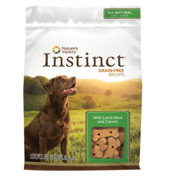 Nature's Variety Instinct Nature's VarietyA InstinctA Grain Free Dog Biscuit