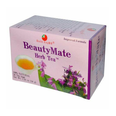 Health King BeautyMate Herb Tea 20 Tea Bags