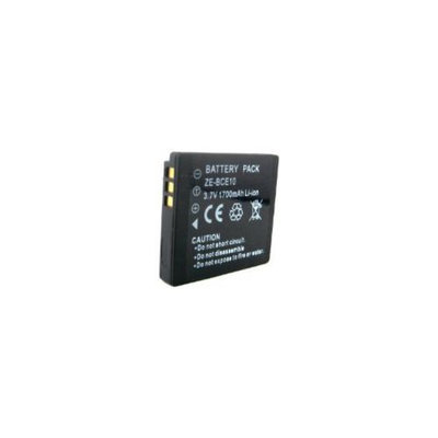 Zeikos ZE-BCE10 Lithium Battery for Panasonic DMWBCE10/CGA-S008