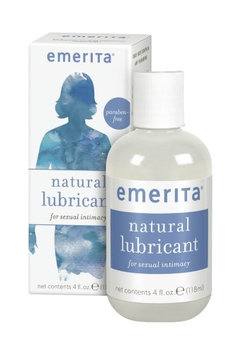 Natural Lubricant Emerita 4 oz Gel