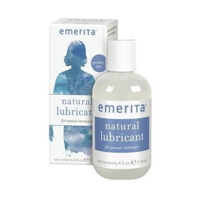 Natural Lubricant Emerita 4 oz Gel
