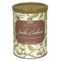 Torn Ranch Jumbo Cashews, 5-Ounces (Pack of 4)