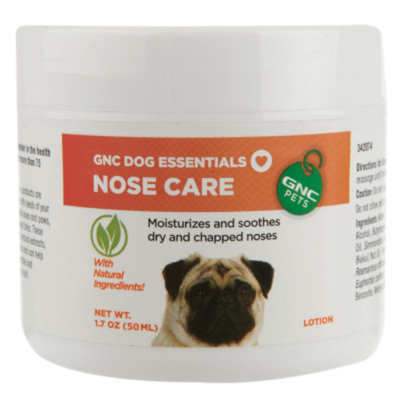 GNC Pets Dog Essentials Nose Care Lotion