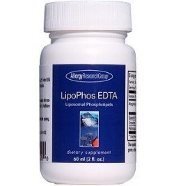 Allergy Research Group LipoPhos EDTA - 2 fl oz