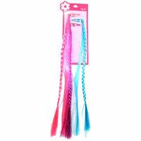 Girls' Bright Faux Hair Clip