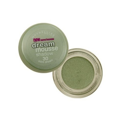 Maybelline Dream Mousse Eye Shadow 30 Mint Dream 2-Pack