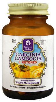Genesis Today - Garcinia Cambogia Ketones - 60 Vegetarian Capsules