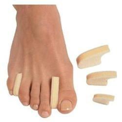 PediFix-3-Layer Toe Separators, Large