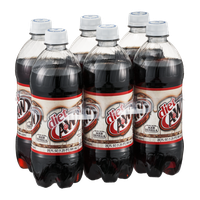 A&W Diet Root Beer - 6 CT