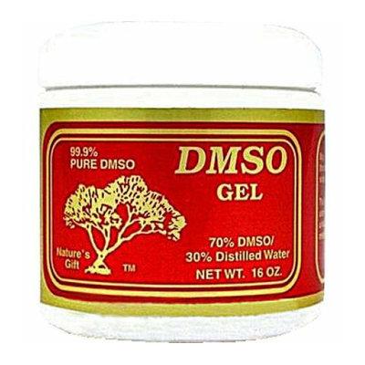 DMSO Unfragranced Gel 16 oz