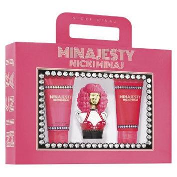 Women's Minajesty by Nicki Minaj Fragrance Gift Set - 3 pc