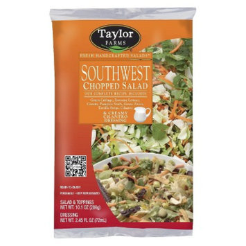 Taylor Farms Southwest Chopped Salad with Dressing