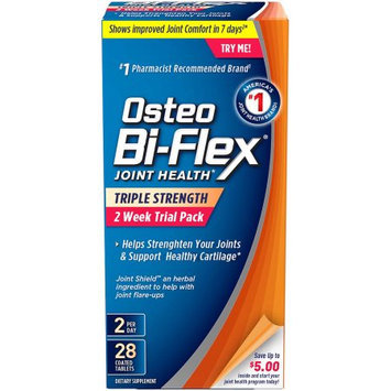 Osteo Bi-Flex Joint Health Triple Strength Dietary Supplement Coated Tablets, 28 count